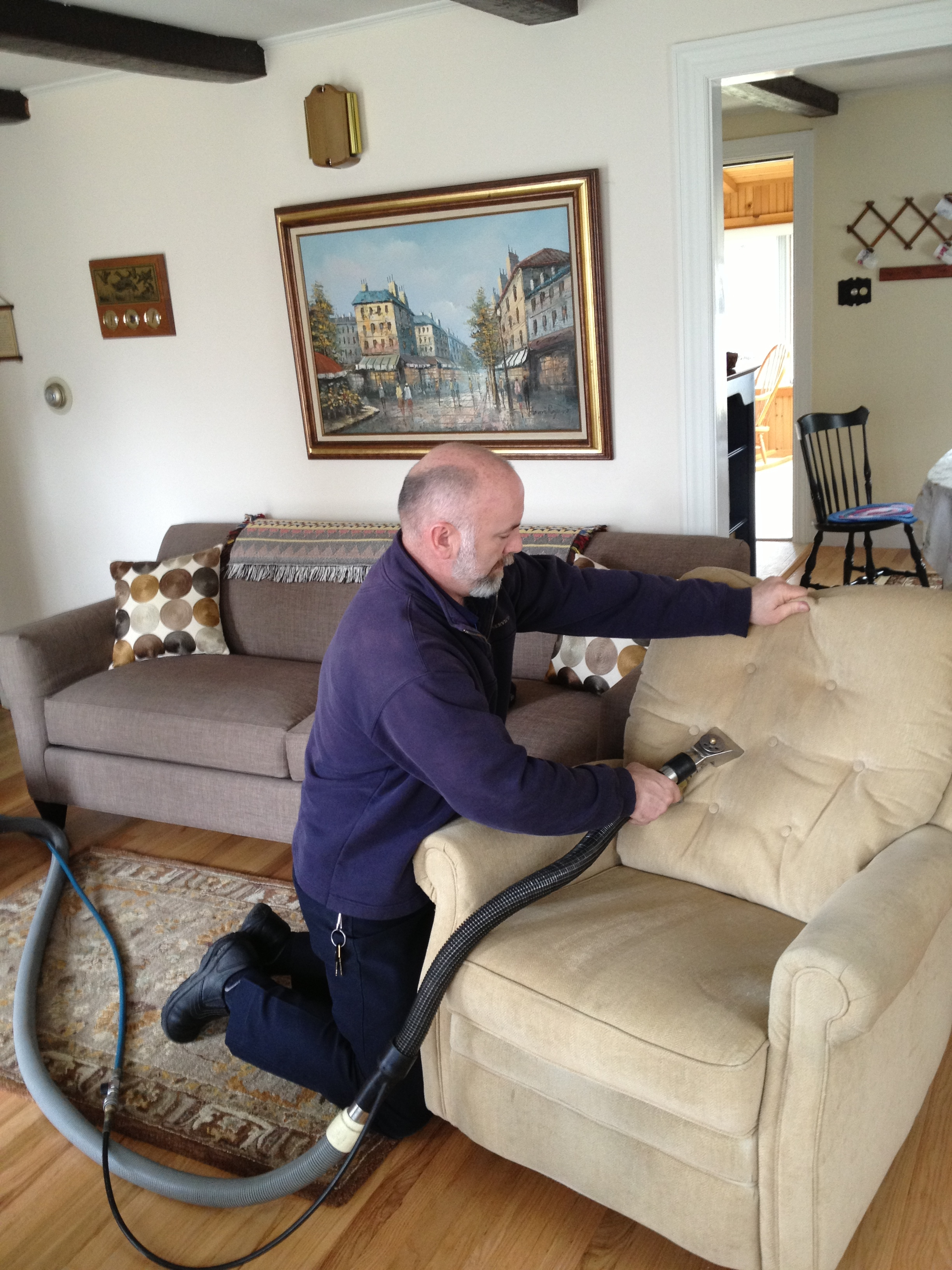 Cleaning upholstery has its own distinct set of challenges. There are many more kinds of ... & Upholstery Cleaning | Carpet Services